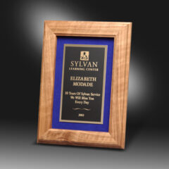 frame style plaque
