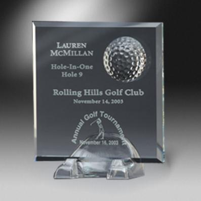 clear golf award